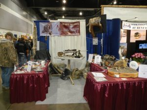 2012 PNW Sportsman Show booth